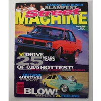 Street Machine Magazine - Issue 14 March 1995
