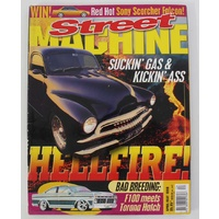 Street Machine Magazine - April / May 1998