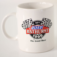 35th AMP Bathurst 1000 Mug