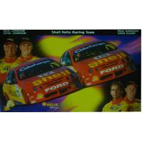 Dick & Steve Johnson Paul Radisich Ellery Poster