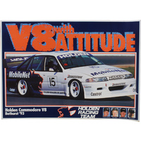 HRT 1993 Bathurst 'V8 With Attitude' Poster