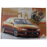 Holden VT SS Commodore Dealer Size Poster