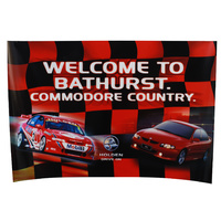 Holden Welcome To Bathurst Poster