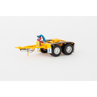 Road Train Dolly - Yellow