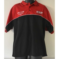 HSV Owners Club of NSW Red & Black Shirt