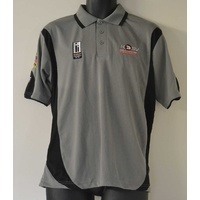 HSV Owners Club of NSW Grey & Black Shirt