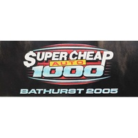 2005 Supercheap Auto Bathurst 1000 Sticker