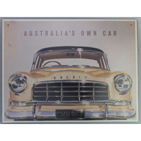 Collectors Tin Sign - Holden FC