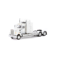 Kenworth 900 - White with Black Chassis