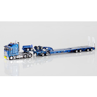 K200 & 4x8 Dragline Trailer - Blue Private Collection