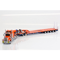 C509 & 5x8 Swingwing -  Orange