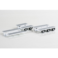 Steerable Trailer Accessory Kit - White