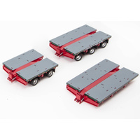 Steerable Trailer Accessory Kit - Membreys