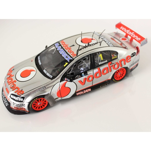 Vodafone Jamie Whincup 2012 VE