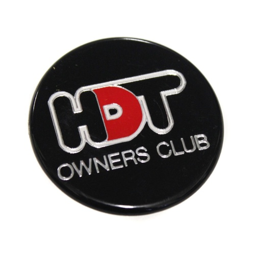 Holden HDT Owners Club Medallion Badge